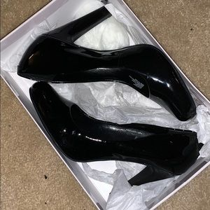 NWT Patent Leather Heels by Jessica Simpson